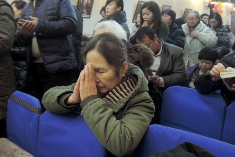 教宗稱基督徒差異無阻合一,惟中國教會對此氣氛淡薄