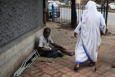 印度驅逐幫助麻風病人的意大利修女出境 thumbnail