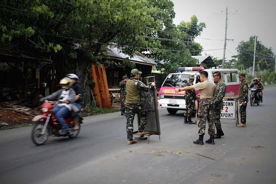 菲主教保證聖體大會保安嚴密,軍方淡化安全分析評估