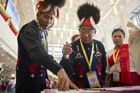緬甸召開和平會議欠主要派系,基督徒民族稱被排擠 thumbnail
