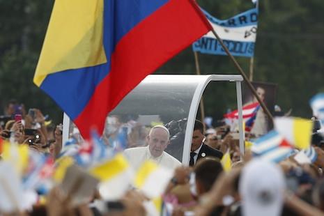 教宗與俄正教會大首牧首次會晤,雙方將簽署共同聲明