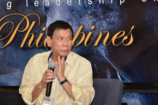 菲律賓耶穌會士支持備受爭議的總統候選人