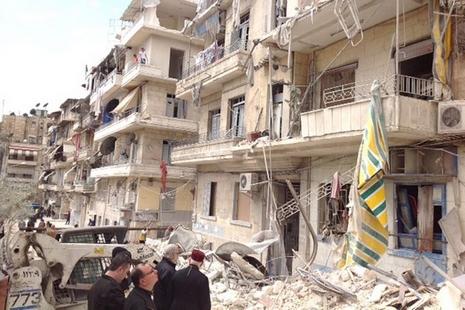【博文】道生會修女談鮮為人知的敘利亞實況(二) thumbnail