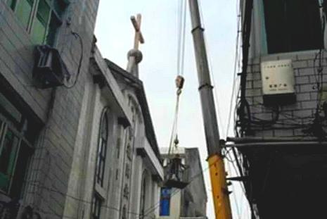 【評論】強拆十字架的幕後?