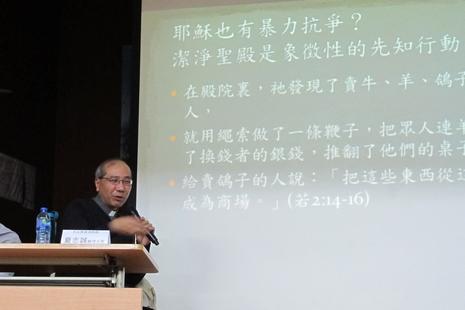 香港輔理主教籲就新年警民衝突,成立獨立調查委員會