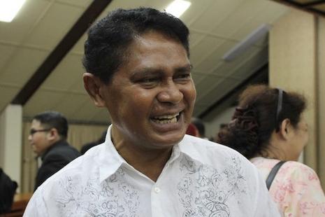 印尼主教希望教徒從政,在社會加強教會價值觀的影響