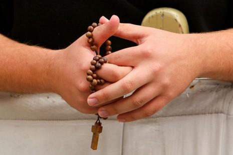 信理部長稱,離婚再婚者不能領聖體仍可參與教會生活