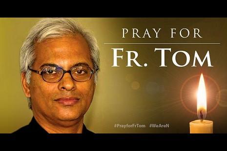 印度主教促政府助確認,傳聞被釘十字架神父的生死 thumbnail