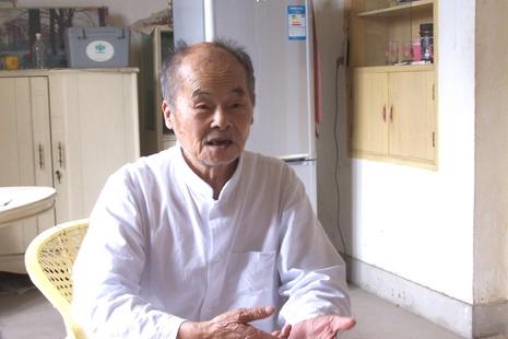 江西餘江地下主教曾景牧安息主懷,享年九十六歲
