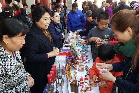 【特稿】中國基督徒為復活慶典湧往教堂