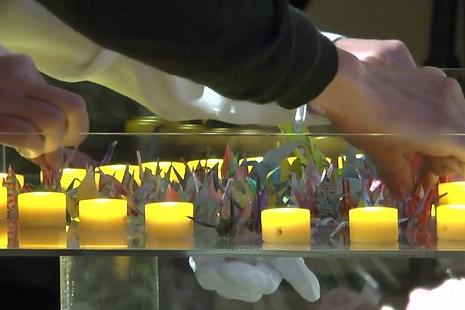 曾有家人遇害的神父替「小燈泡」舉行天主教告別禮
