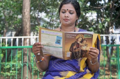 孟加拉的天主教周刊創刊七十五周年