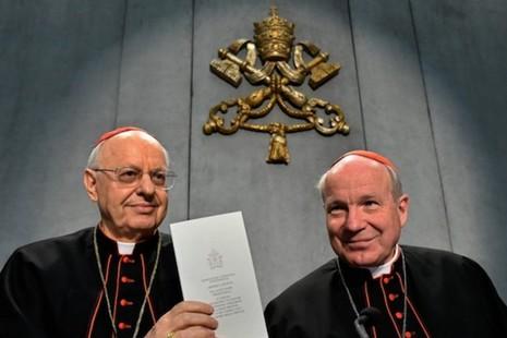 教宗方濟各發表勸諭,慈悲與融和乃《愛的喜樂》引導詞