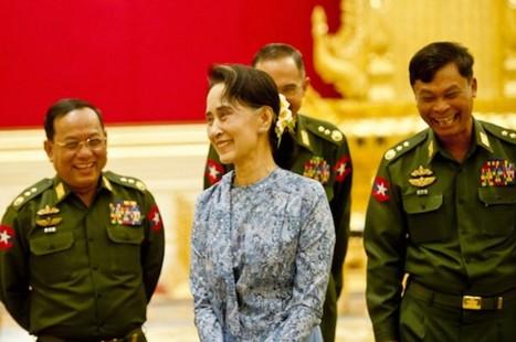 結束緬甸內部民族戰爭是昂山素姬聯邦計劃的關鍵 thumbnail