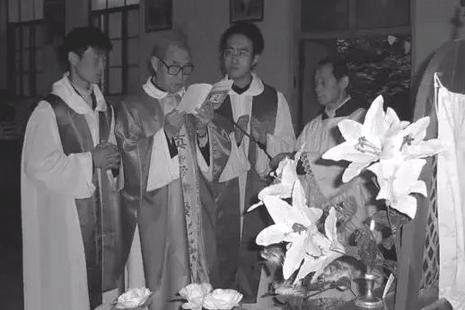 【博文】政治風暴中從未棄主──鄭州教區張魁進神父