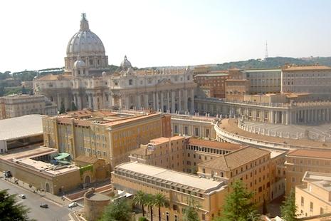 中國和梵蒂岡在兩個月內再次會面,引人注目 thumbnail