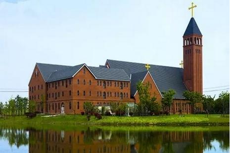 江蘇省一個月內再有教堂開堂,成為無錫新地標