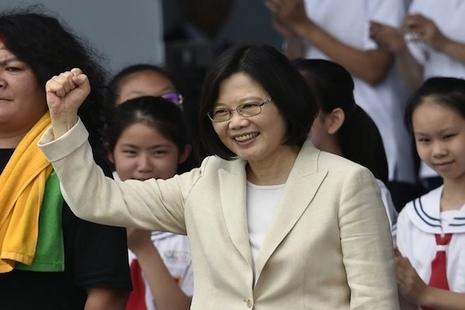 台灣正副總統就職典禮,教會及人民望關注民生弱勢
