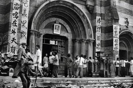 【特稿】大陸教會文革見證者:山西太原教區賈文明 thumbnail