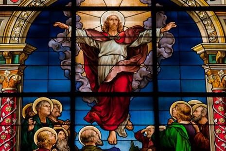 【視頻講道】耶穌升天(丙年)2016.05.08
