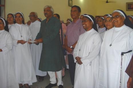 印度六十位修女響應慈悲禧年承諾捐贈器官 thumbnail