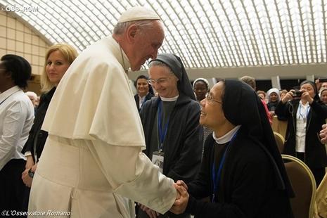 教宗方濟各宣布成立委員會研究女執事