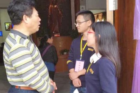 基督徒在大學校園的活動低調但蓬勃地發展