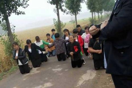 邯鄲一教堂聖體櫃遭破壞,當局阻撓舉辦補贖