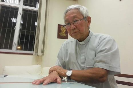 【评论】陈日君枢机:也谈无法回避的爱国会