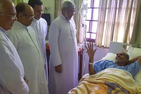 慈悲禧年啟發印度一名主教捐出腎臟 thumbnail