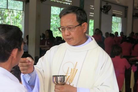 獻主會在越南建立首個堂區 thumbnail