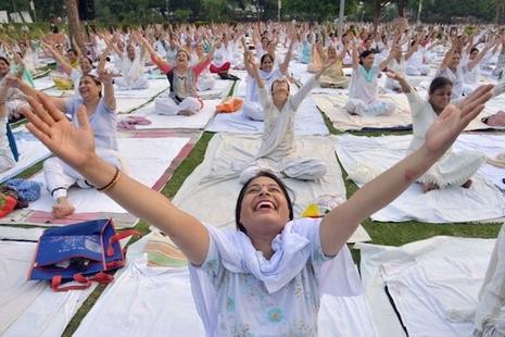印度天主教及基督教派籲信徒避免參加瑜伽日活動