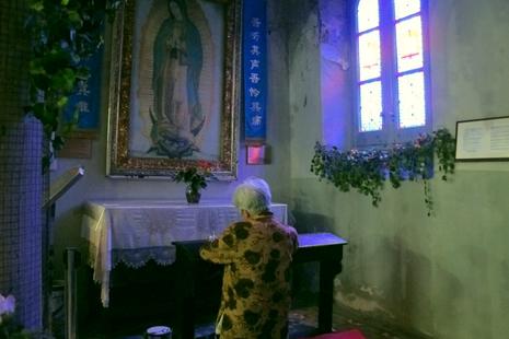 【博文】母親的遺產──關於祈禱