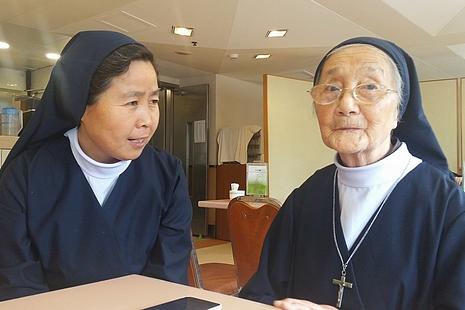 百歲修女倚賴天主維持信仰,文革後重拾人生