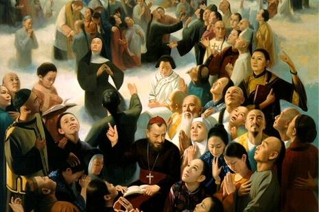 廣西小鎮建愛國博物館,繼續污衊中華殉道聖人