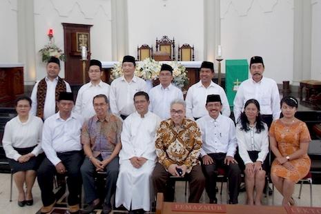印尼新成立教友組織,倡導天主教徒領袖從政