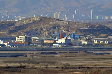南韓教會呼籲重開兩韓聯合工業區,以助促進朝鮮統一 thumbnail