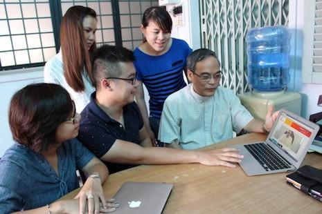 越南年輕教友:世界青年節是與人分享信仰的時刻 thumbnail