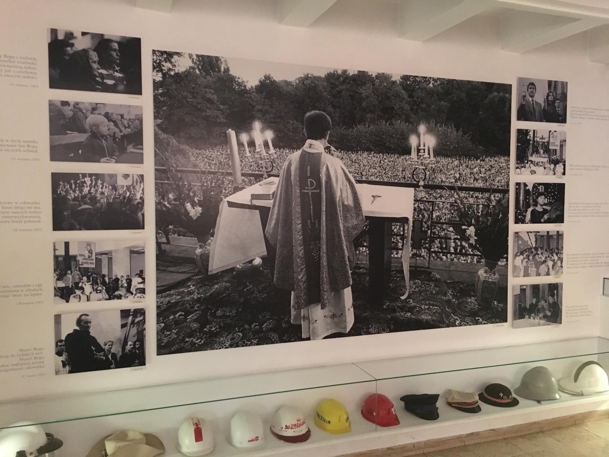 【博文】世青節認識了團結工會神師,在地的波蘭英雄