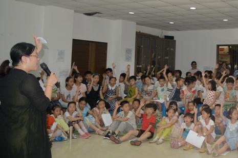 南京天主堂以新模式辦夏令營,為教外人打開教會之門
