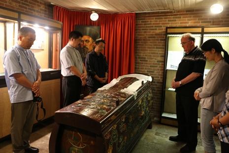 中國教徒在比利時學習福傳方法,更新傳教方法