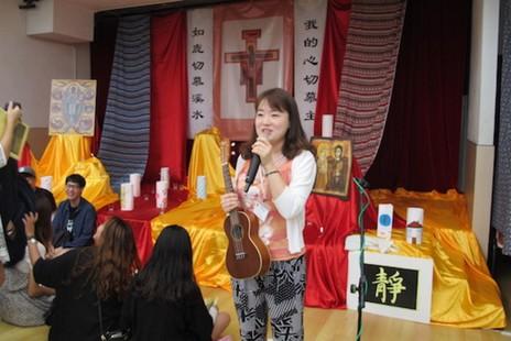 泰澤在香港舉辦東亞青年聚會,一起祈禱與對話