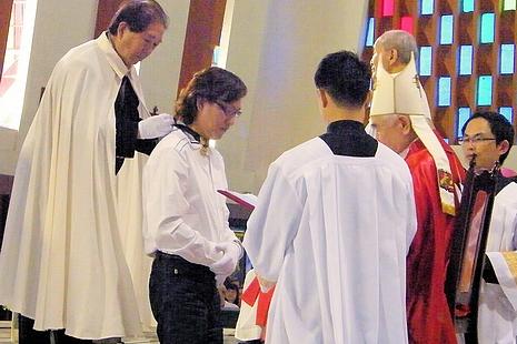梵蒂岡下月將為台灣冊封廿二位新耶路撒冷聖墓騎士