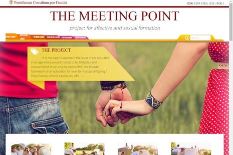 梵蒂冈推出性教育网站,协助青年发现和认识自我