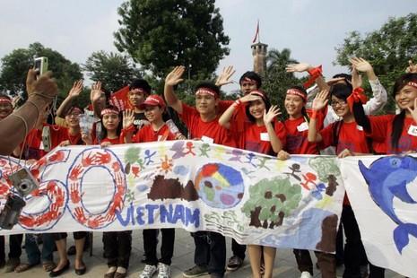 越南全國天主教大學啟用 thumbnail