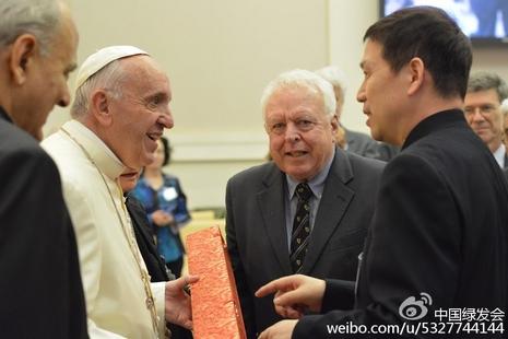 教宗指中梵談判欲速則不達,暫時不會訪問中國