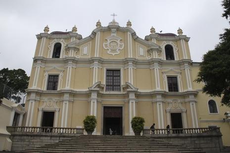聖若瑟修院藏珍館正式開放,逾百展品見證澳門教會發展