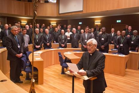 耶穌會選出首位非歐洲籍總會長,曾撰寫多部政治著作 thumbnail