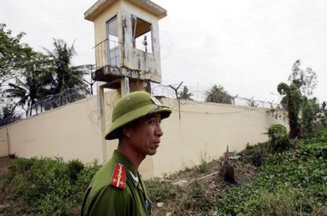 越南宗教囚犯爭取平等待遇後,膳食被人為污染