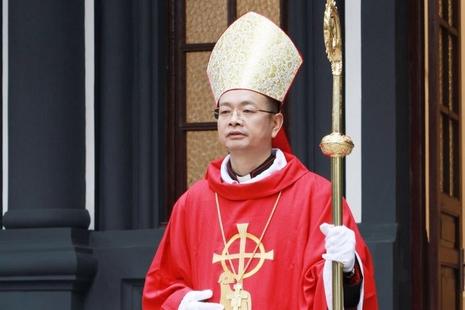 中梵認可兩主教接受祝聖,絕罰主教參與成都教區禮儀